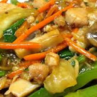 Chicken Choy Soy