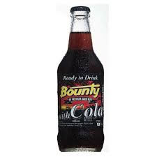 Bounty Rum and Cola