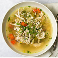 Chicken and Vegetable Broth