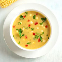 Chicken and Sweet Corn